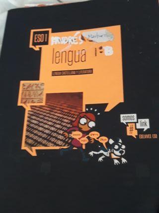 libros de lengua y literatura 1°eso