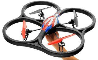 Drone CUADRICOPTERO RC GIGANTE WL Toys V262