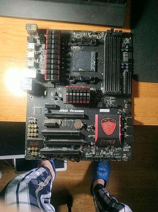 placa base MSI 970 gaming