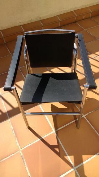sillones Le Corbusier