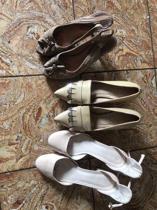 Lote de Zapatos de tacón
