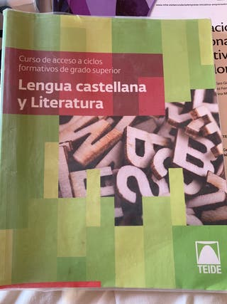 llibre llengua castellana
