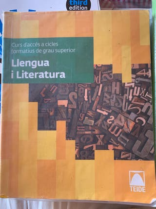 llibre llengua catalana