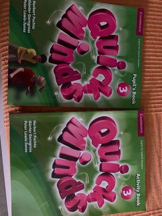 Libros inglés 3 de primaria