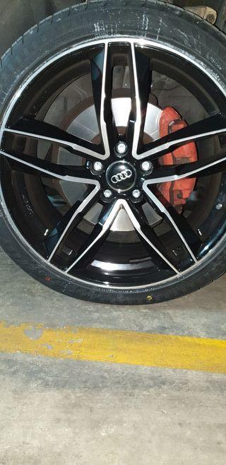 Llantas Audi A6/RS6 19 pulgadas