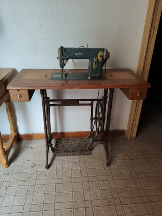 Maquina de coser Sigma