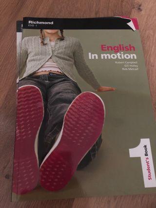 Libros inglés 1 ESO Richmond