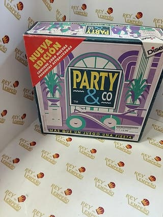 Juegos de mesa Party &Co