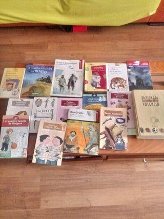 libros lectura de primaria