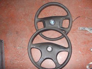 2 volantes de bmw,sin airbag