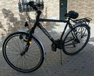 Bicicleta polivalente mercie de 28 pulgadas