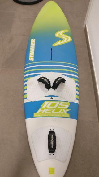 Plancha windsurf Simmer Style