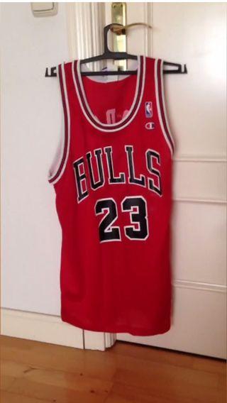 Camiseta Jordan en los Bulls nueva