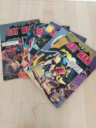 Comics Batman Editorial Bruguera