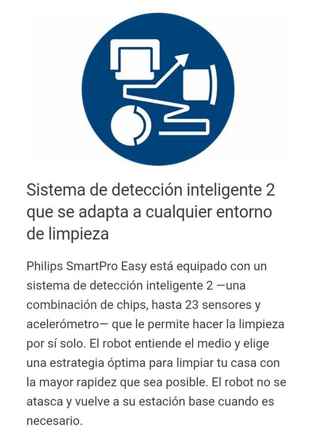 robot aspirador Philips
