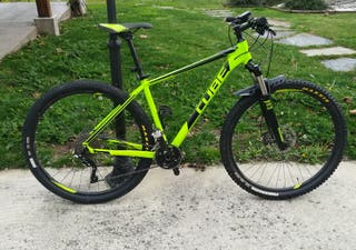 "Bicicleta Mtb Cube Attention SL 29"" OPORTUNIDAD"
