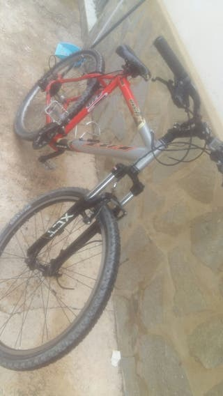 se vende bici BX en buen estado