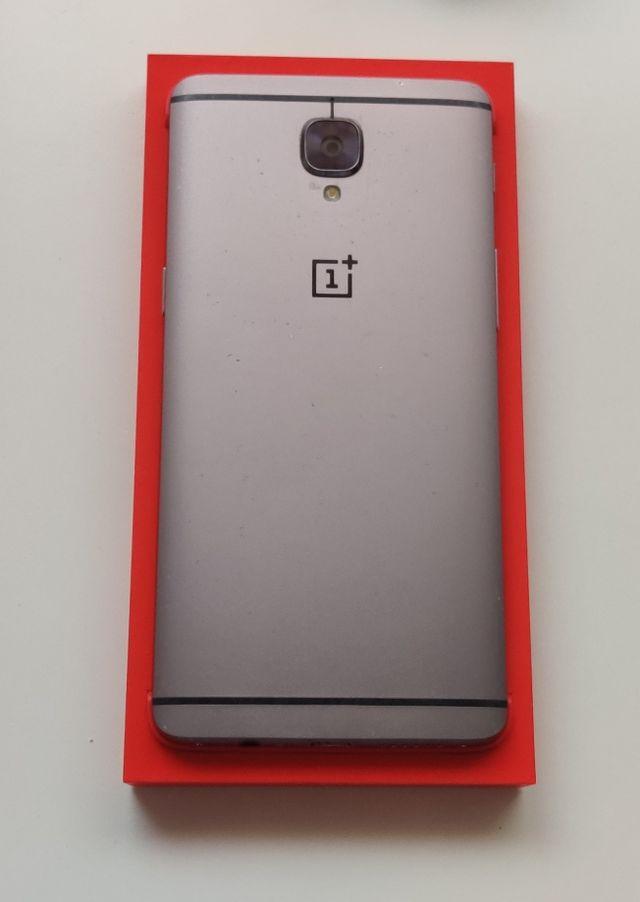 OnePlus 3t 128gb / 6gb RAM. Teléfono móvil