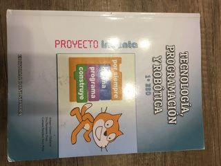 Libro de texto 1 ESO Tecnología