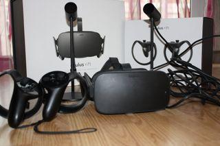 Oculus Rift + Mandos + 2 Constellations (RV)