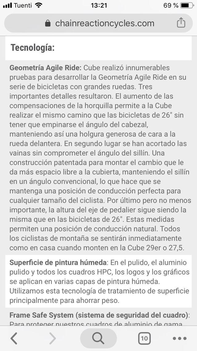 Bici cube Ltd sl 2014 29
