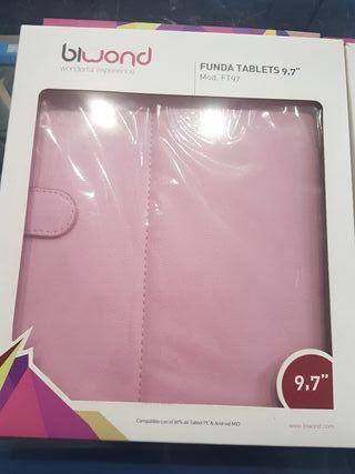 Funda tablet 9.7 pulgadas color a elegir