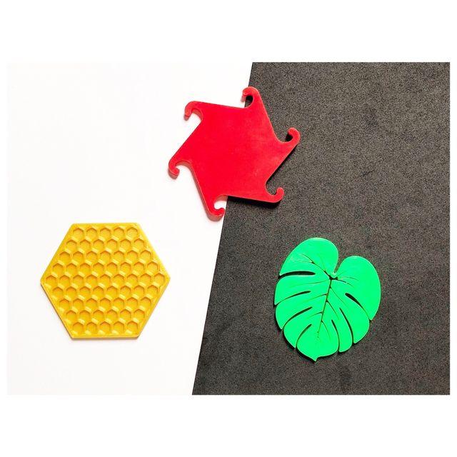 Posavasos impresión 3D