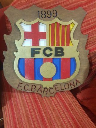 Escudo FCB Centenario