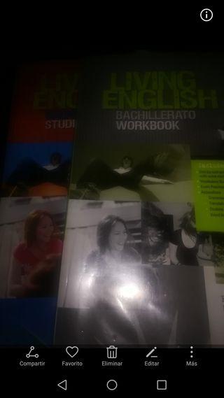 libros texto 2° Bachillerato