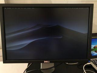 """Monitor Dell 19"""" altura y rotación regulable"""
