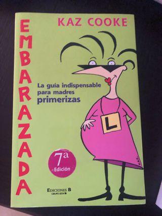 Libro embarazo como nuevo
