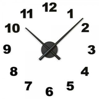 reloj de pared adhesivo