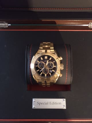 se vende reloj Jaguar edition limitada