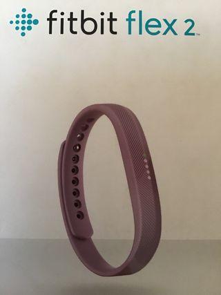 Fitbit Flex 2 color lavanda
