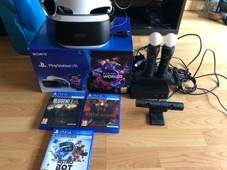 Playstation VR versión 2