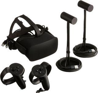 Oculus Rift (cambio por Switch)