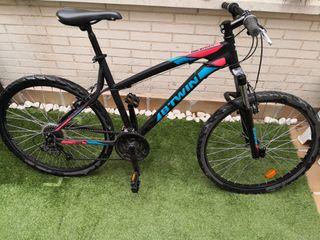bicicleta de montaña btwin rockrider 340