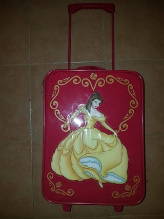 Mochila o maleta de Disney con ruedas