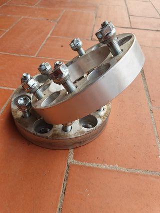 separadores rueda 4x4