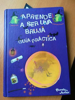 "libro ""Aprende a ser una bruja"""