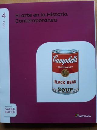 4 eso, el arte en la historia contemporanea