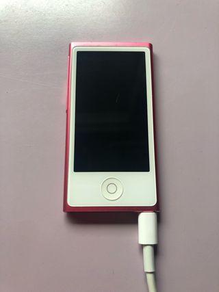 iPod Nano 7ª generación 16gb Apple
