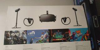Sistema de Realidad Virtual Oculus