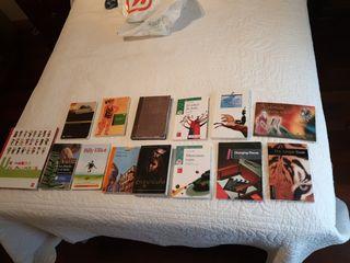 vendo libros juveniles 2€/ud.