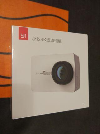 Xiaomi Yi 4k (SIN DESPRECINTAR)