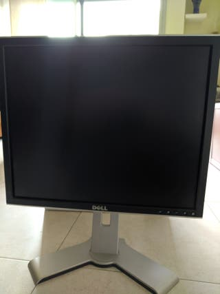 "Pantalla plana Dell 17"" 1905FP HAS Ultrashap"