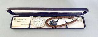 Reloj de bolsillo, Cristian Lay.