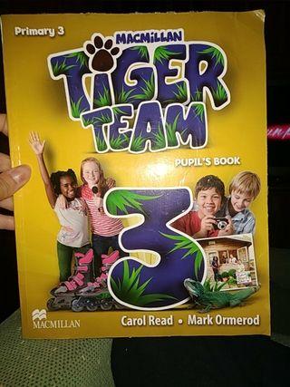 libro tercero de primaria inglés