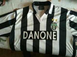 Juventus de Turín camiseta vintage