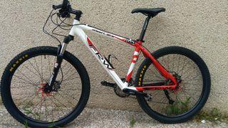 bicicleta de montaña frw talla M mejorada